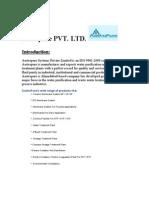Astropure PVT