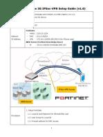 FortiGate-iPhone VPN Setup-Guide v1.0 English 2010210[1]