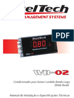 Banda larga Fueltech