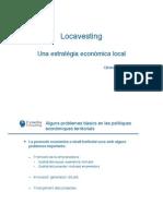 Locavesting - Estratègia econòmica per l'ambit local
