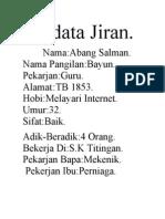 Biodata Jiran