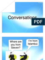 Where r u From Conversations