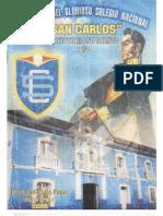 San Carlos La Historia No Miente
