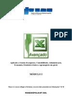 Apostila Excel Avanço 2010