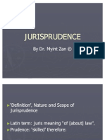 Nature of Jurisprudence