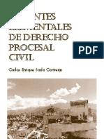 Derecho Procesal Civil - Apuntes Element Ales - Carlos Enrique Sada Contreras