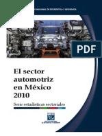 El Sector Automotriz en Mexico 2010 Riesig IAM-2010