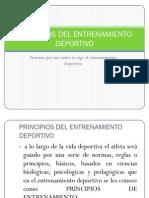Principios Del Entrenamiento Deportivo Giovanni