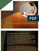 Deontologia Profesional