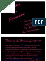 Sistemas Operativos (Dara, Sandy, Cristina)