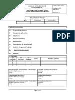 Proc.056 Cambio Recubrimiento Taller Mecanico