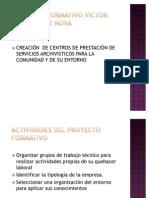 Proyecto Formativo Victor Felix Gomez Nova
