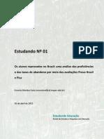 Os Alunos Reprovados No Brasil - Ernesto Martins Faria