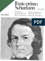 Il Mio Primo Schumann