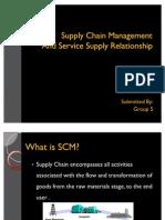 SCM Supply Chain Management (Main)
