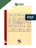 livro engenharia de segurança do trabalho na construção