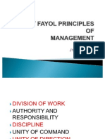 Henry Fayol Principles Of
