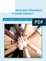IRC White Paper - The Multi-Generational Workforce