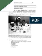 3. Materiales Diluyentes Medios de Cultivo