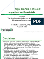 Global Energy Trends and Issues