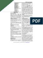 Manual Ur82 Vivanco