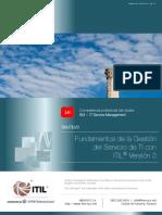 Iberosys - Brochure Del Curso - Sm.itilv3