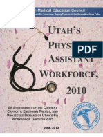 2010 Physician Assistant Report