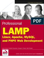 Gerner J., Naramore E., Owens M.L. - Professional LAMP - Linux, Apache, MySQL, And PHP5 Web Development (2006)