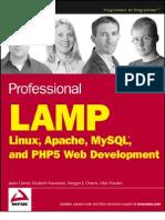 Gerner J., Naramore E., Owens M.L. - Professional LAMP - Linux, Apache, MySQL, And PHP5 Web Development (2006)