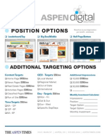 SDTK Position Options AT