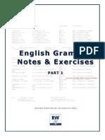 RW English Grammar 1