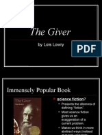 The Giver Introduction