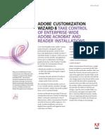 Adobe Customize Installation