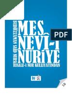 Mesnevi-i Nuriye - Risale-i Nur Külliyatı - Ebook Reader için Pdf 800x600