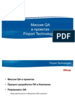 QA_Mission in Projects