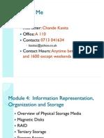 Storage Data