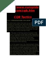 CQB Tactics1
