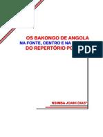 Os Bakongo de Angola
