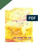 LE LIVRE DE VIE ( des Maîtres Ascensionnés ).