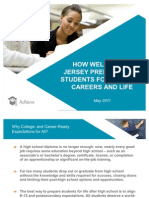 New Jersey State Education Data Profile - May 2011