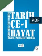 Tarihçe-i Hayat - Risale-i Nur Külliyatı - Ebook Reader için Pdf 800x600
