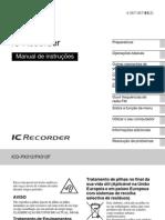 manual instrução icd px312