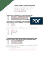 Preguntas Examen de Comptia a+ Essentials 2009