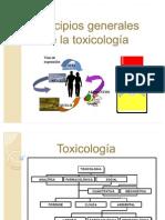 Tema 2 toxicología