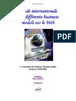 Etude Internationale Des Différents Business Models Sur Le Web