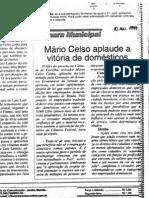 Publicidade ilegal da Câmara de Curitiba