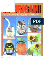 3D Origami