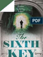 The Sixth Key by Adriana Koulias Sample Chapter