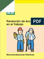 Charla de Prevención de accidentes en el trabajo