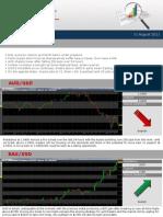 Forex Market Insight 11 August 2011